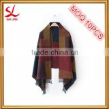 Fashion Women's Soft Long Pashmina Cashmere Wool Shawl Scarf Wrap Wholesale Small Quantity