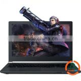Cheap sale 15.6inch used laptop core i5 double core laptop computer 4GB 500GB+60GB Hybrid drive gaming laptop