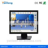Industrial Metal casing 15inch Medical grade monitor for Medical equipment