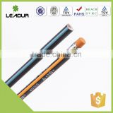 Alibaba China Manufacturer hb lead wooden pencil