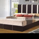 High Quality Mordern Design Bed for Bedroom Set Made in Malaysia