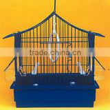 best seller wire steel bule color bird carrier cage for sale