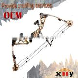 60lbs wholesale field archery bow for outdoor sport
