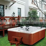 Hot sell commercial hot tub,adult portable bathtub,body massage spa