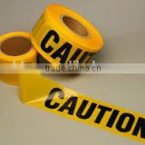 "Yellow CAUTION Tape 1.5 MIL 3""x 1000' Barrier custom Barricade tape"