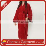 hot red plus size sleep clothing couple sleepwear blank wholesale clothing