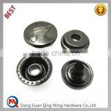 High Quality Metal Press Stud Snap Button For Leather And Bag