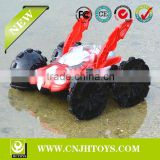 YE8881 RC Toys Amphibious Stunt Car Vehicle With Light RC Amphibious Tank