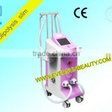 Body Slimming Professional Cryolipolysis Slimming Machine & 2 Handle Vacuum KPA Cryo Body Reshape