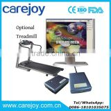 Carejoy CE approved Wireless Stress Test ECG System with ST Software Kit Treadmill optional