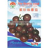 Hybrid F1 Cherry Tomato Seeds For Sale-Purple Pearl