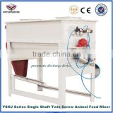 Farm widely using animal feed mixer small scale feed mixing machine
