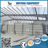 quick assemble steel structure complete controlled poultry shed farm for chicken house