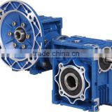 double worm gear reducer