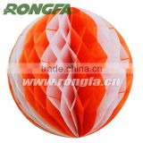 6'' Craft Paper Honeycomb Ball For Party Decoration