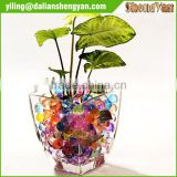 Hot sale indoor planter hydrogel crystal soil