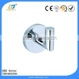Stainless steel cloth hook robe hook