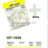 GP1006 tile spacers 5.0mm