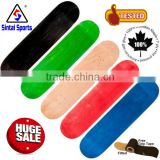 Christmas gifts Complete maple Skateboards blank longboard wholesale