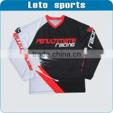 custom digital print dirt bike MX jersey dirt bike shirt