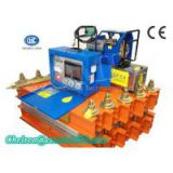 COMIX Vulcanizing Press Machine for Conveyor Belt Hot Splicing China Supplier