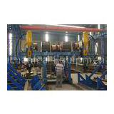 4000mm H Beam Gantry Automatic Welding Assembling Machine With Saw Welder