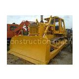 Japan D155A-1 Used Komatsu Bulldozer 26920kg With Ripper  Year 1992