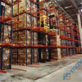 Superlock VNA Pallet Racking