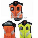 Cheap 3M material reflective riding vest with high quality