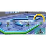 water games Inflatable water track