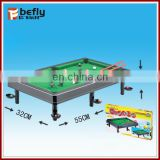 Multi-language packing Hot sale mini billiard game table for kid