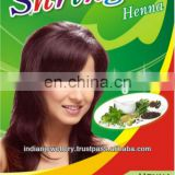 Henna hair powder manufacturer, henna hair colour exporter