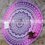 round table cover indian tapestry mandala tapestry