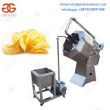 Semi-automatic French Machine Price/Potato Chips Flavoring Machine/China Potato Chips Flavoring  Machine for Sale