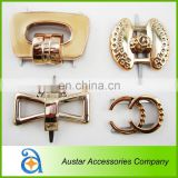 Plastic buckle shoe buckle accessory