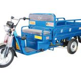 electric tricycle for loading and cargo