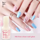 5g Pink Wholesale Factory Adhesive Nail Glue With Brush