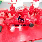 Oil Well Testing Manifold 3