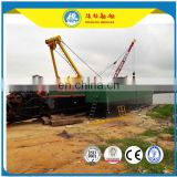 HL200 Highling river cutter suction dredger China hot sale