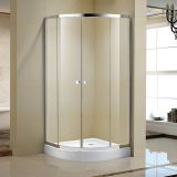 Simple designed Corner shower rooms