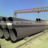 cold rolled SAE 1020 round pipe for structure pipe