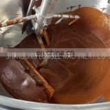 Industrial automatic planetary frying making machine sauces cooking pot small cooking jacked kettle