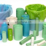 ASTM D6400 wholesale biodegradable garbage bag and compostable trash bag