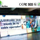 Super Brightness Full Color Banner Strip Indoor LED Display Screen