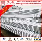 1.5 inch scaffolding tube !!! scaffolding welded steel pipe !!! Q235 scaffolding welded steel pipe for construction