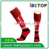 Men Sports Long Custom Wholesale Football Socks basketball football socks