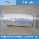 China good quality and low price PE stretch film