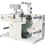 Compact Structure Rotary Label Die-cutting And Slitting Machine