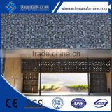 Alibaba China manufacture galvanized square welded chicken cage wire mesh gabions good products