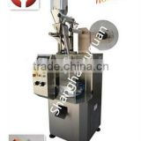 Shanghai tea filter bag packaging machine prices/tetrahedron tea bag envelopes machine /tetraheron tea bag packing machine